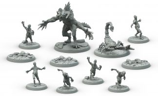 Fallout: Wasteland Creatures Core Box 1