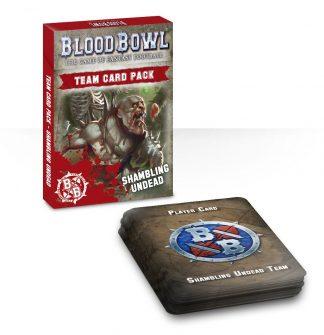 Blood Bowl: Shambling Undead Card Pack 1