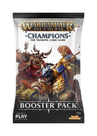 Warhammer Age of Sigmar: Champions Wave 1 Booster 1