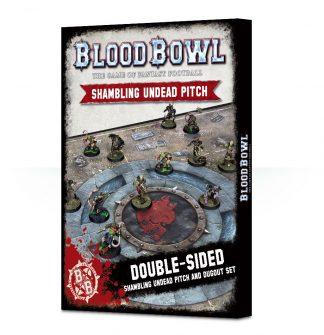 Blood Bowl: Undead Pitch & Dugouts 1