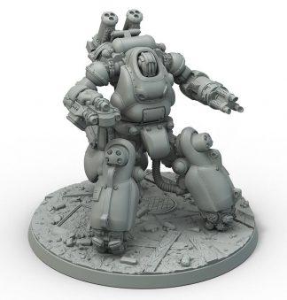 Fallout: Robots Sentry Bot 1