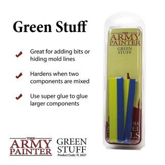Army Painter Green Stuff 1