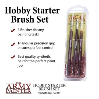 Hobby Starter Brush Set 1