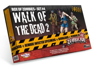 Zombicide: Walk of the Dead Set #2 1