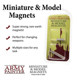 Miniature & Model Magnets 1