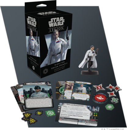 Star Wars Legion: Director Orson Krennic 1
