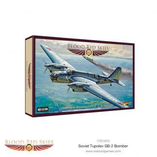 Soviet Tupolev ANT-40 (SB-2) Soviet Bomber 1