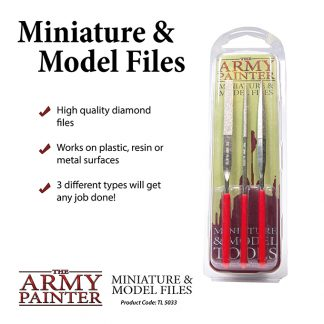 Army Painter Miniature and Model Files 1