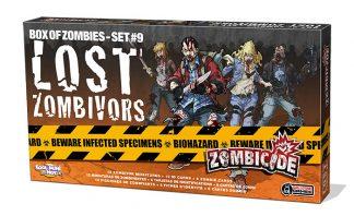 Zombicide: Lost Zombivors 1