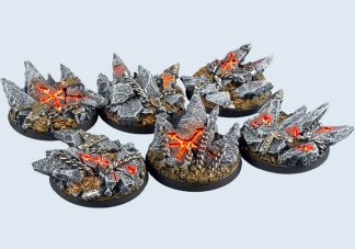 Chaos Bases Round 40mm (2) 1
