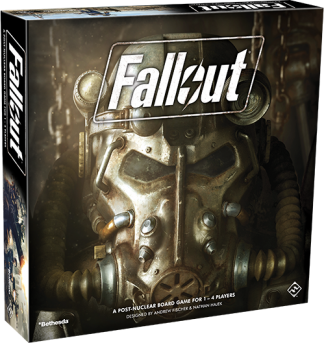 Fallout: The Board Game 1