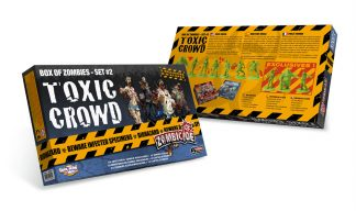 Zombicide: Toxic Crowd 1