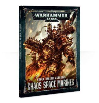 Codex: Chaos Space Marines 1