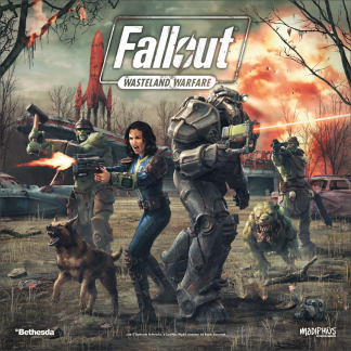 Fallout: Accessories Acrylic Range Rulers 1