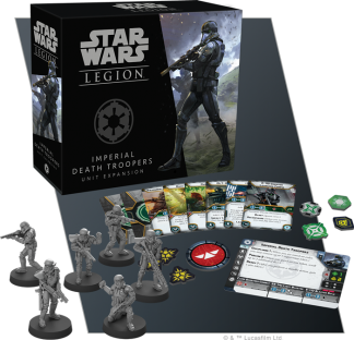 Star Wars Legion: Imperial Death Troopers 1