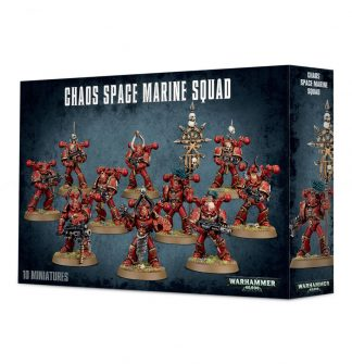 Chaos Space Marines Squad 1