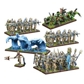 Trident Realm of Neritica Army 1