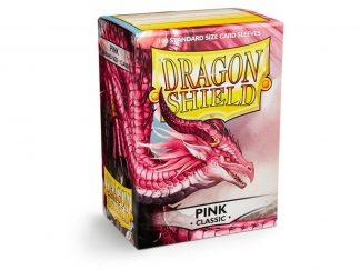 Dragon Shield Sleeves Pink (100) 1