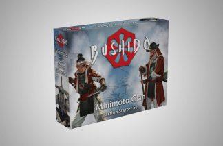 Minimoto Clan Starter Set (Risen Sun) 1
