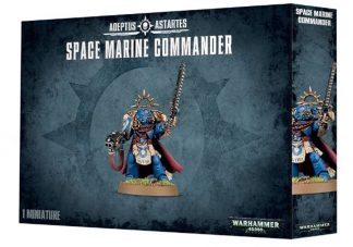 Space Marine Commander 1