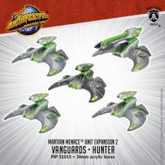 Monsterpocalypse Martian Menace Vanguard & Hunter 1