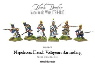 French Voltiguers Skirmishing 1
