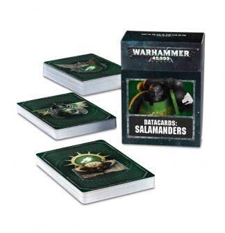 Datacards: Salamanders 1