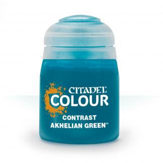 Contrast: Akhelian Green 1