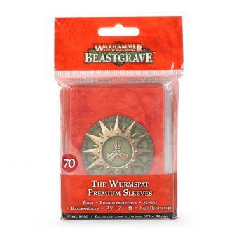 Warhammer Underworlds: The Wurmspat Card Sleeves 1