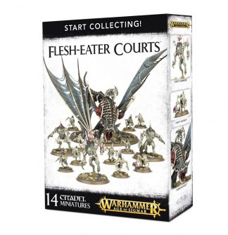 Start Collecting! Flesh-Eater Courts 1