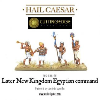 Later New Kingdom Egyptian Command 1