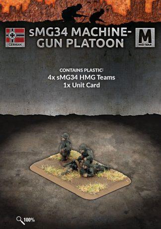 sMG34 Machine-gun Platoon (Plastic) 1