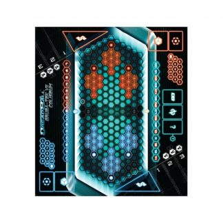 Dreadball: Neoprene GrubaTek VII Coliseum Deluxe Pitch 1