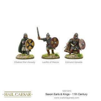 Saxon Earls & Kings - 11th Century 1