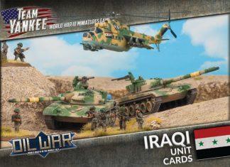 Iraqi Unit Cards 1