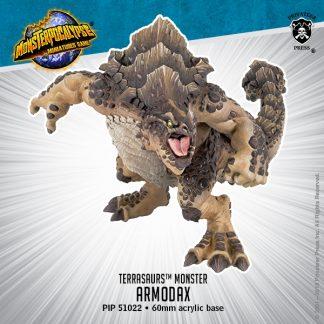 Monsterpocalypse Terrasaurs Monster Armodax 1