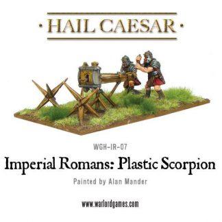 Imperial Romans Plastic Scorpion 1