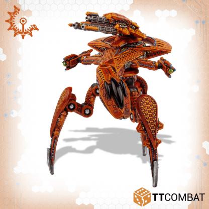 Shaltari Ocelot / Panther Warstrider 6