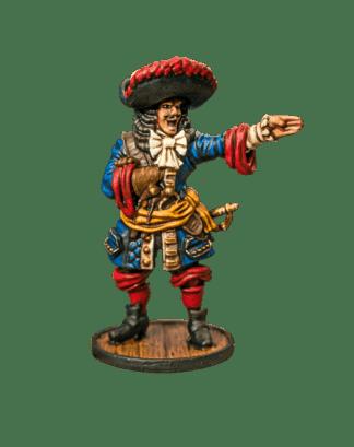 French Buccaneer Commander 1