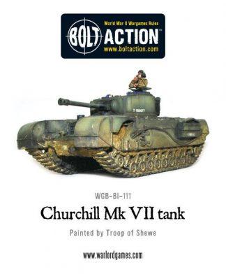 British Churchill Mk VII 1