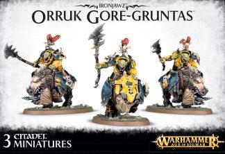 Orruk Gore-Gruntas 1