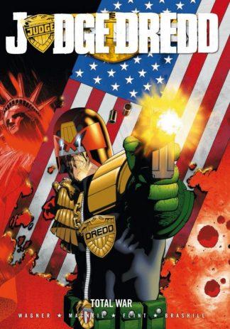 Judge Dredd: Total War (Paperback) 1