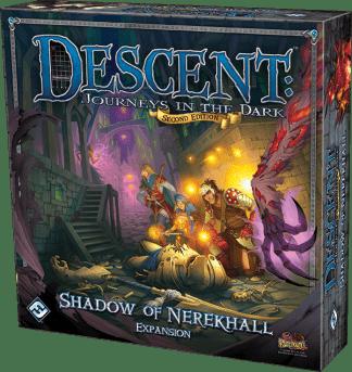 Descent: Shadow of Nerekhall 1