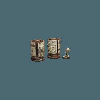 Advertising Columns (2) 1