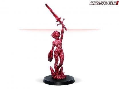 Aristeia! Prysm Crimson Ice 1