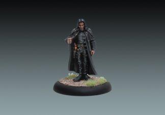 Draegyn, The Black Bastard, Rogue 1