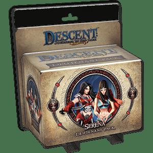 Descent 2nd Ed: Serena 1
