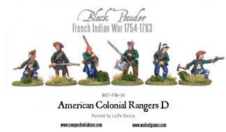 FIW American Colonial Rangers D 1