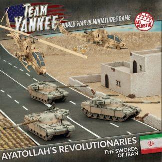 Ayatollah's Revolutionaries 1