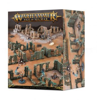 Age of Sgiamr: Desolated Township 1